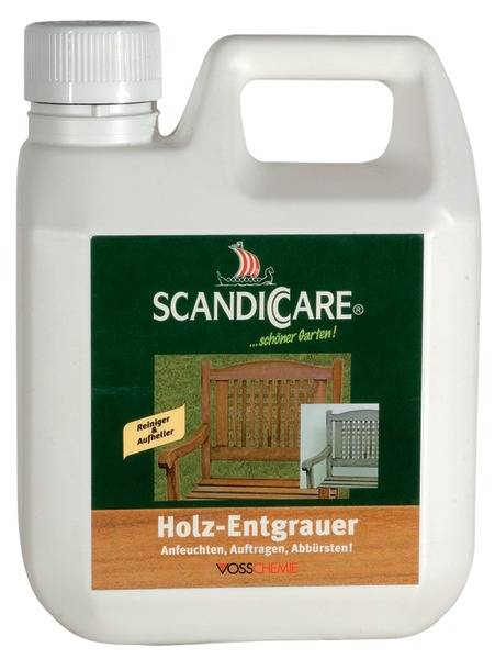 Scandiccare Holz-Entgrauer Spray 0,5 Liter
